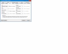 Окно настроек Open Server, вкладка 'Модули'