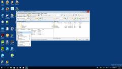 Локальное контекстное меню в WinSCP