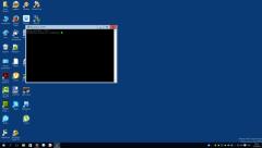 Стандартное окно терминала PuTTY - запрос пароля